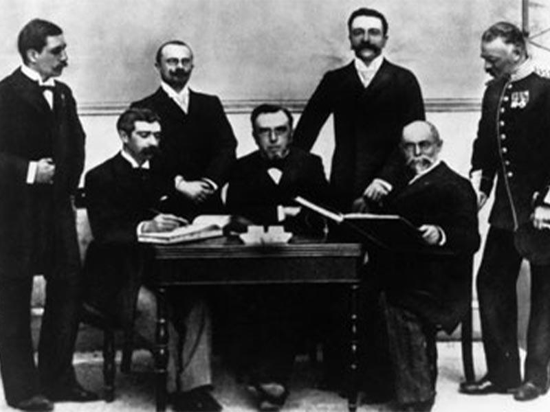 Αθλητισμός - Ολυμπιακοί Αγώνες - 1η Διεθνής Ολυμπιακή Επιτροπή, 1894