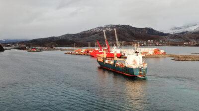 Γροιλανδία - Λιμάνι