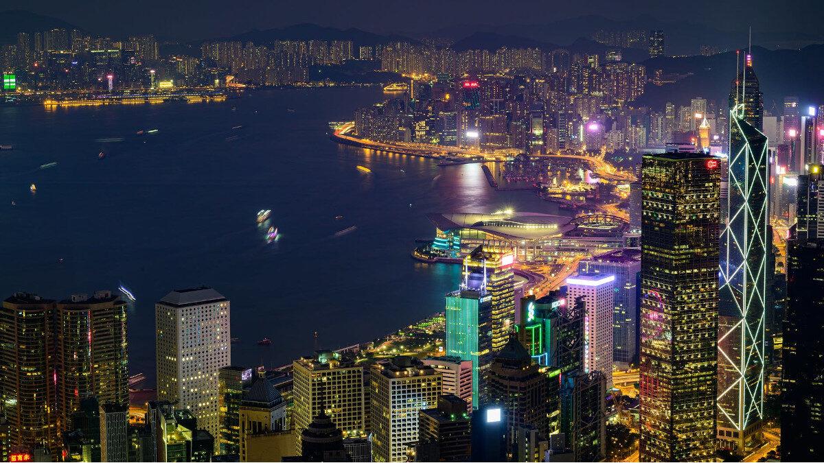 Κίνα - Χονγκ Κονγκ