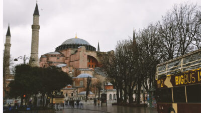 Κωνσταντινούπολη _ Αγία Σοφία