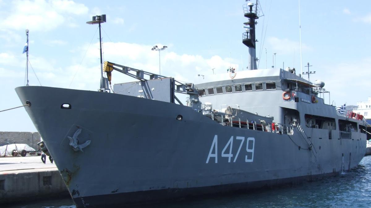 Πλοίο Φάρων Καραβόγιαννος Α479