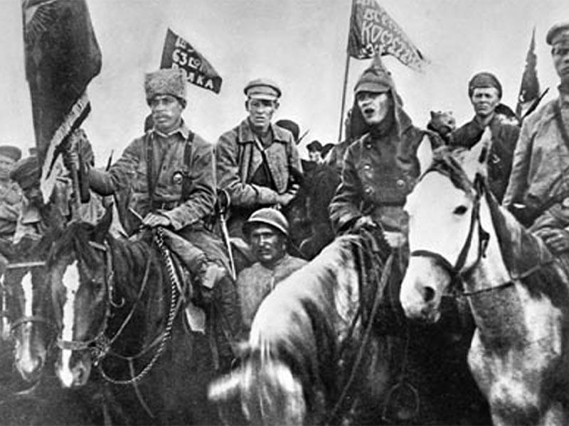 Σοβιετική Ρωσία - Κόκκινος Στρατός