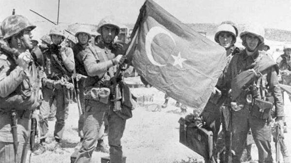 Τούρκοι εισβολείς στην Κύπρο