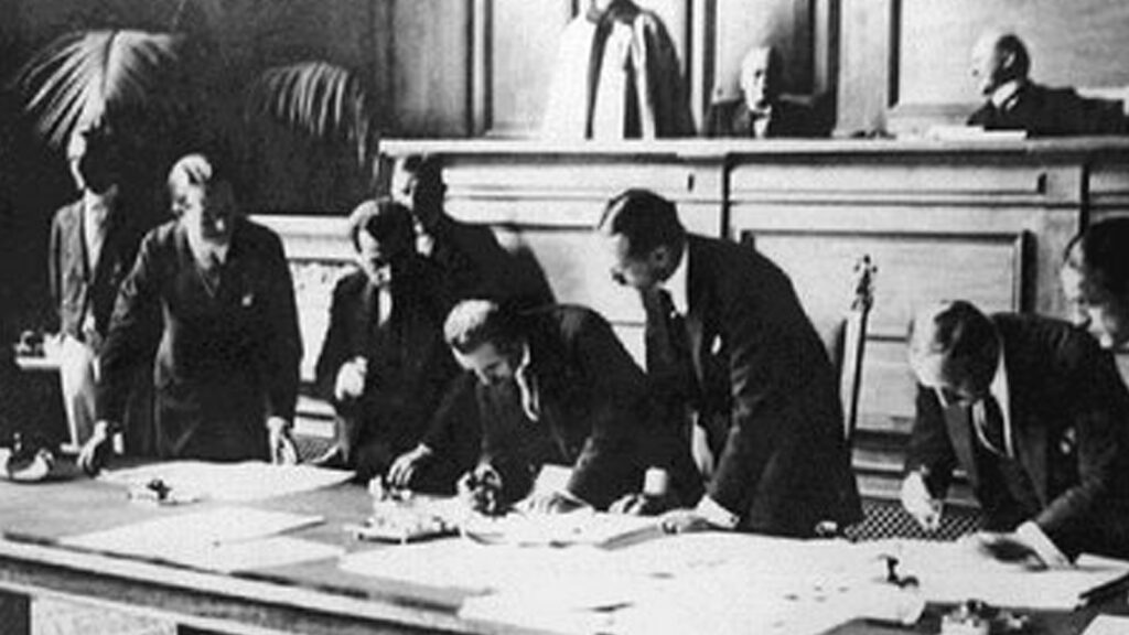Ελλάδα - Τουρκία - Διάσκεψη της Λωζάνης, 1923