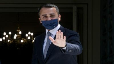 Υπουργός Εξωτερικών Ιταλίας