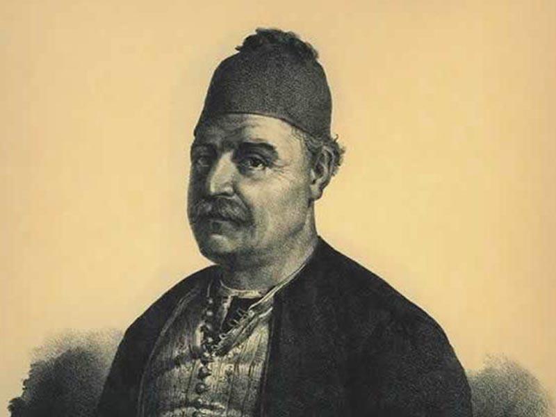 Ελληνική Επανάσταση 1821 - Ανδρέας Μιαούλης