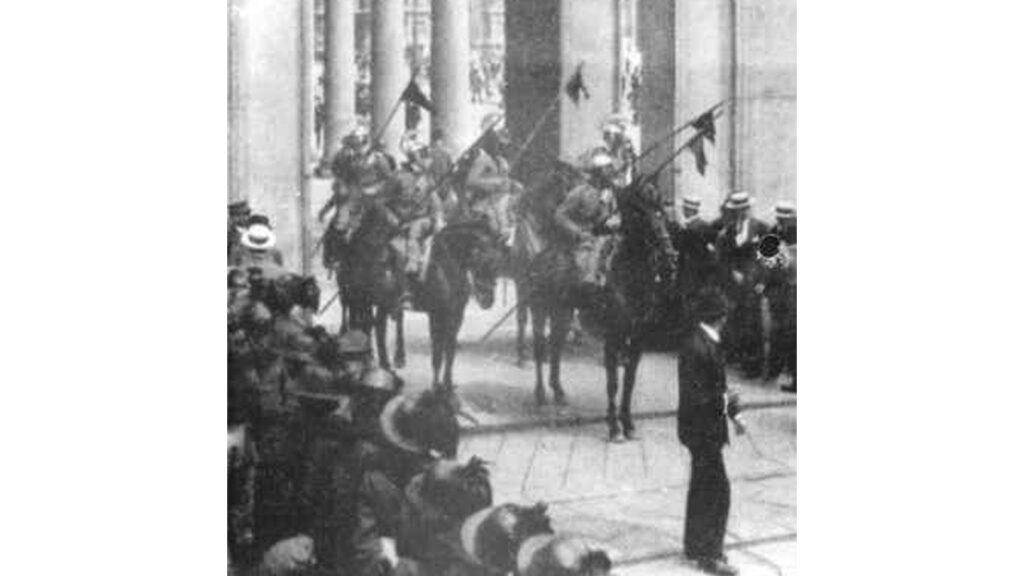 Ιταλία - Αγκώνα - εξέγερση, 1914