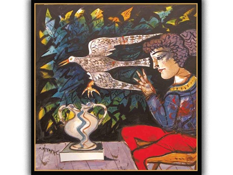 Πολιτισμός - Ζωγραφική - Δημήτρης Μυταράς