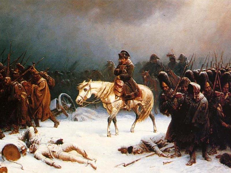 Ναπολέων - Η υποχώρηση της «Μεγάλης Στρατιάς»