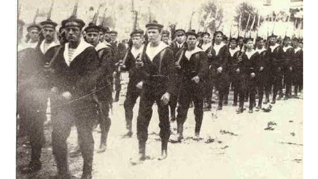 Ελλάδα - Γαλλία - Αθήνα - αποκλεισμός, 1917