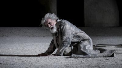 Αρχαίο θέατρο Επιδαύρου- Οιδίπους επί Κολωνώ