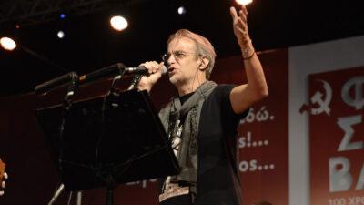 Μίλτος Πασχαλίδης Τραγουδοποιός Μουσική