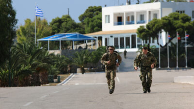 ΚΕΕΔ-Στρατόπεδο στο Μ. Πεύκο- Ειδικές Δυνάμεις