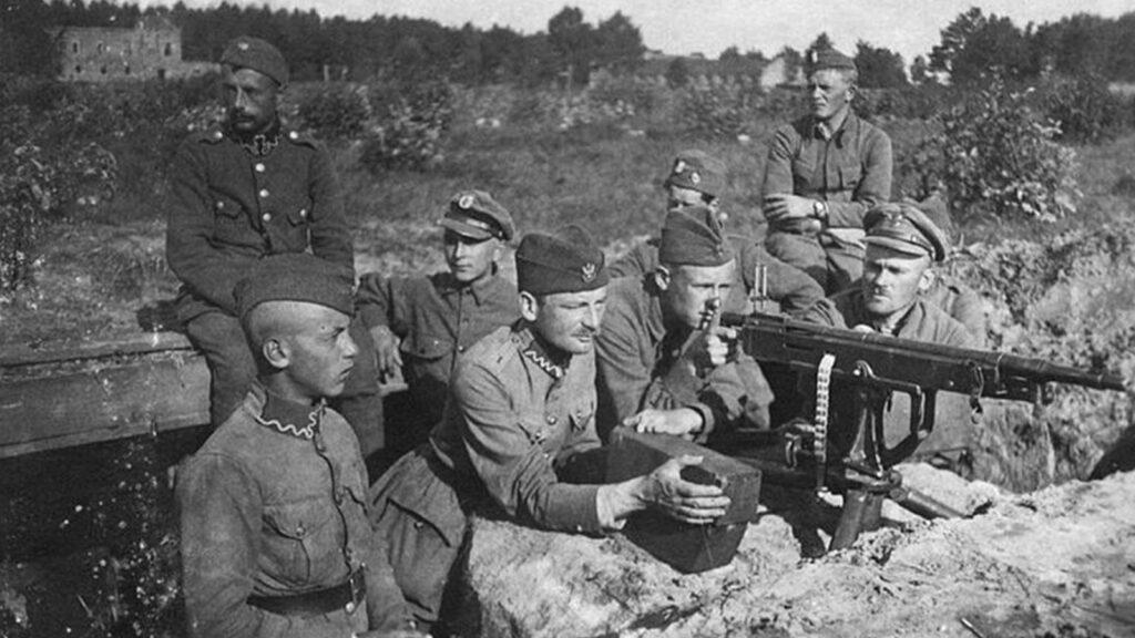 Σοβιετική Ρωσία - Πολωνία - Αντάντ - εισβολή, 1920