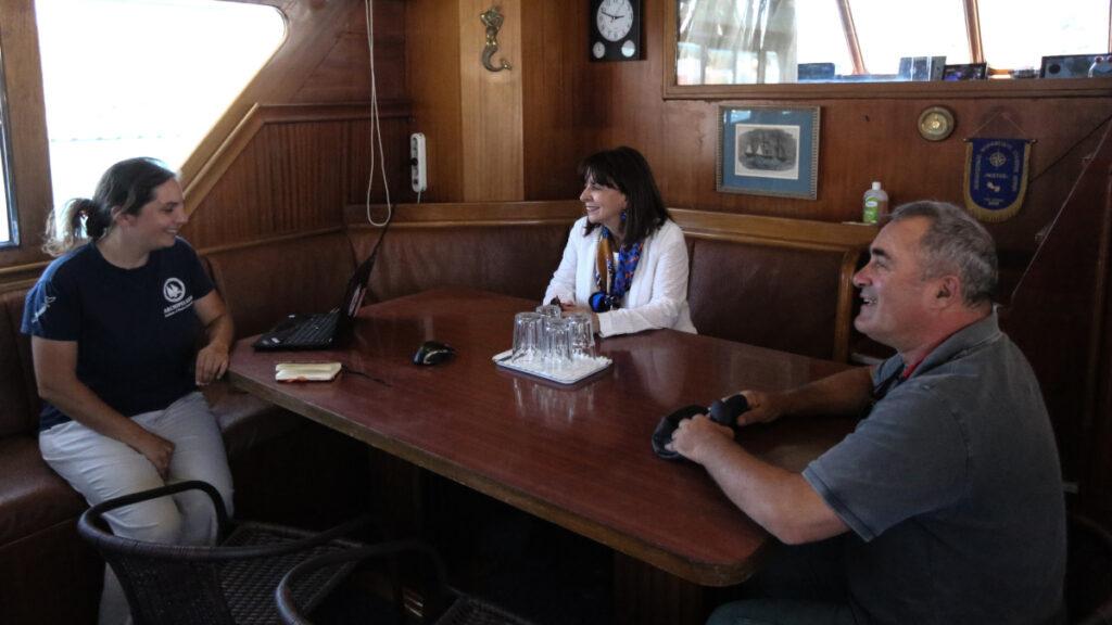 Η Πρόεδρος της Δημοκρατίας Κατερίνα Σακελλαροπούλου στους Λειψούς - Αρχιπέλαγος - 29/6/2020