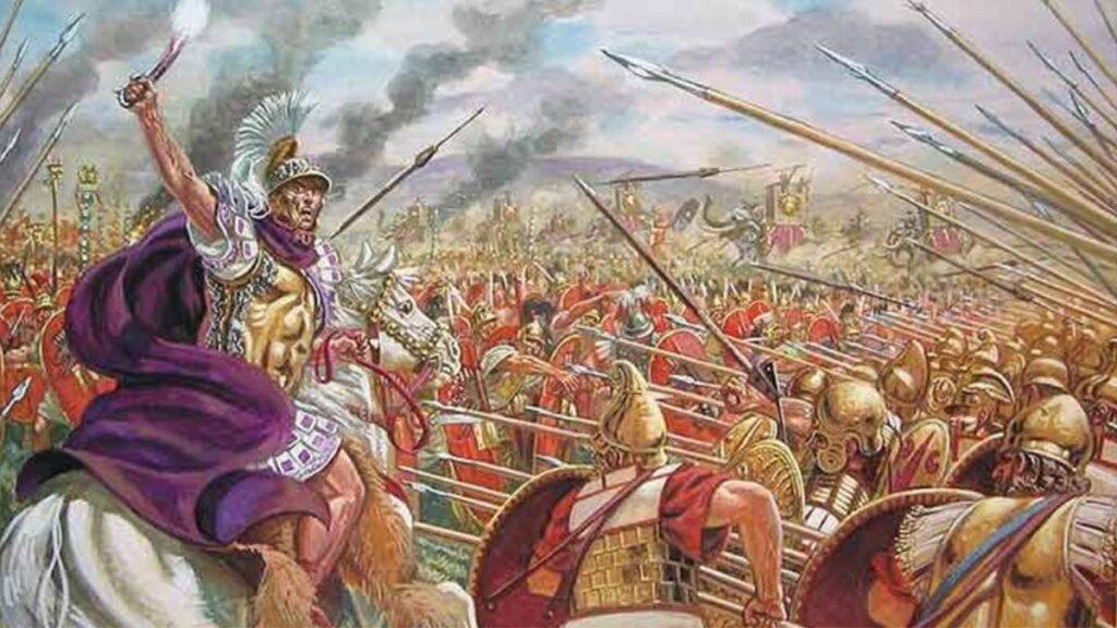 Γ' Μακεδονικός Πόλεμος - Μάχη της Πύδνας, 168 π.Χ.