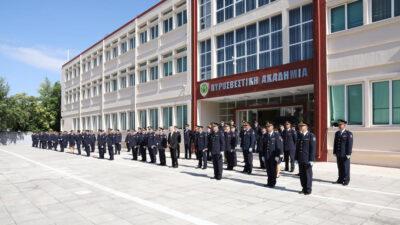 Πυροσβεστική Ακαδημία - Τελετή Αποφοίτησης 95 Επιπυραγών