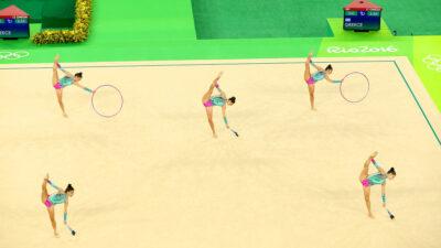 Ρυθμική- Ολυμπιακοί Αγώνες- Ρίο 2016