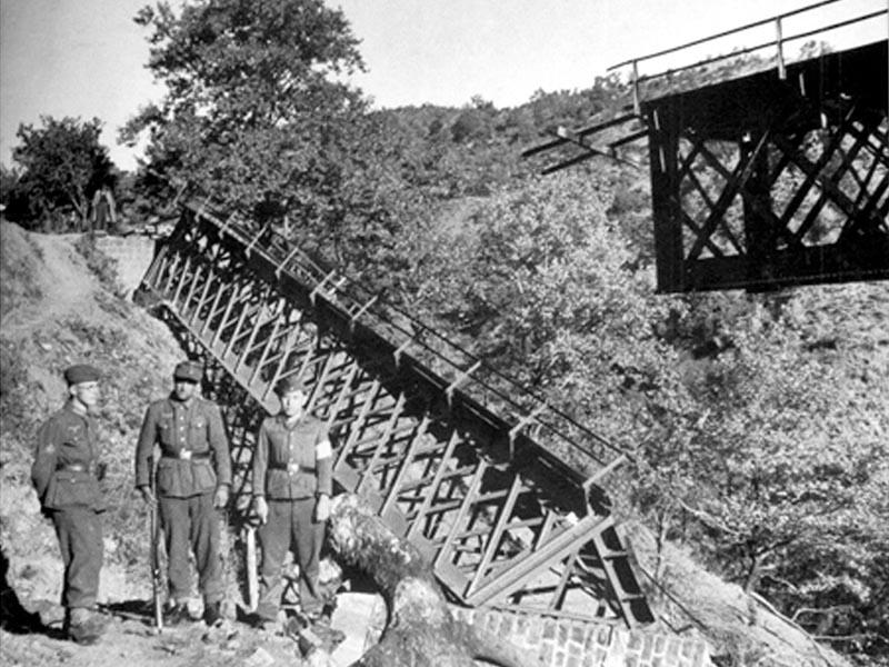 ΕΛΑΣ - σαμποτάζ, 1943