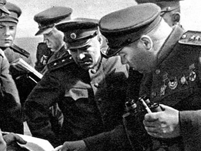 ΕΣΣΔ - Στρατηγείο της Ανώτατης Διοίκησης των Ενόπλων Δυνάμεων της ΕΣΣΔ, 1941