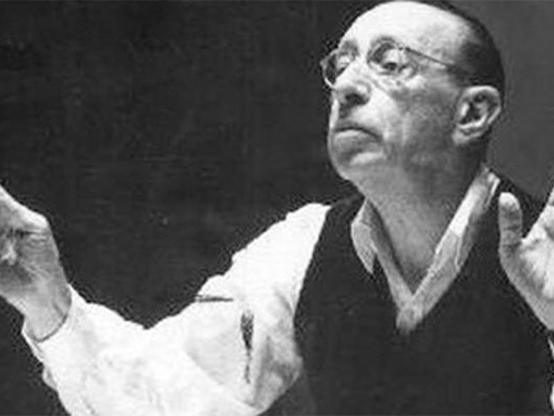 Πολιτισμός - Μουσική - Ιγκόρ Στραβίνσκι
