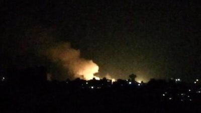 Συρία επίθεση από Ισραήλ