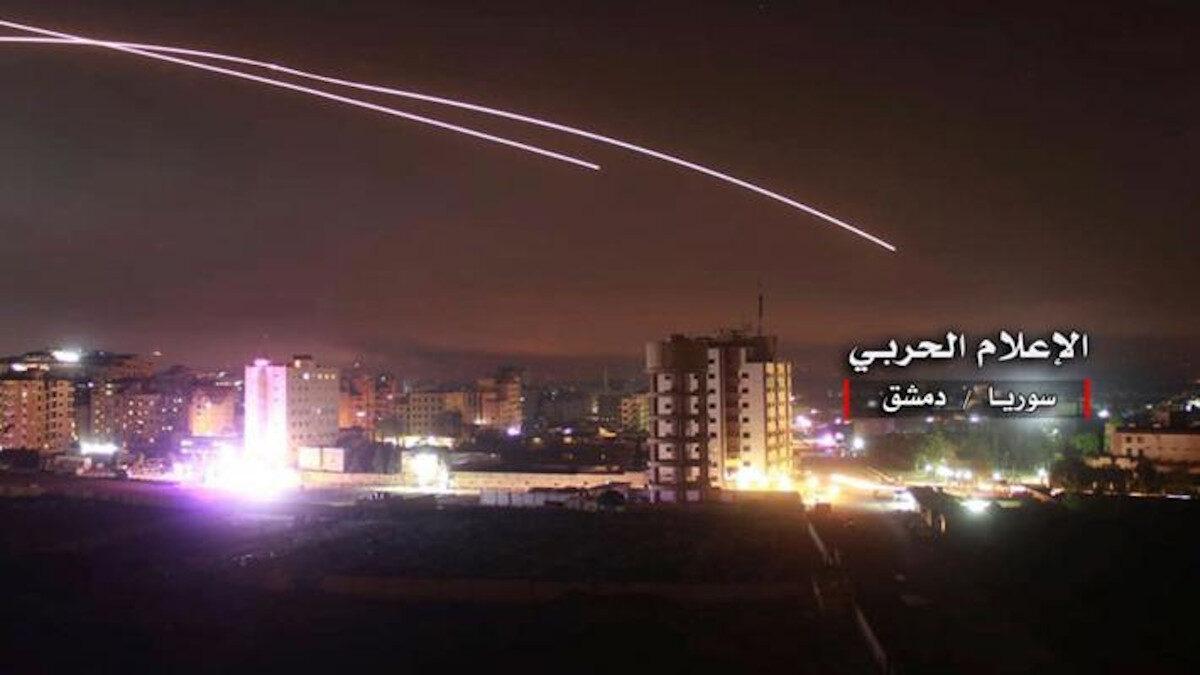 Επίθεση Ισραήλ στη Συρία