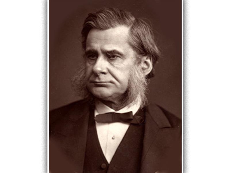 Ο Βρετανός βιολόγος Τόμας Χάξλεϊ