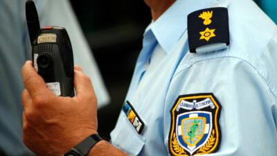 Tetra Ασύρματος Αστυνομίας