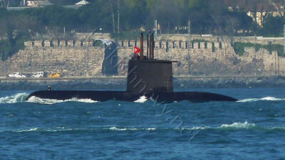 Τουρκικό Υποβρύχιο Κλάσης 209
