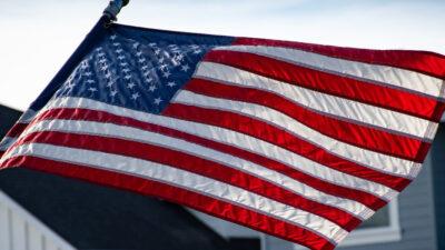 Αμερικάνικη Σημαία- ΗΠΑ