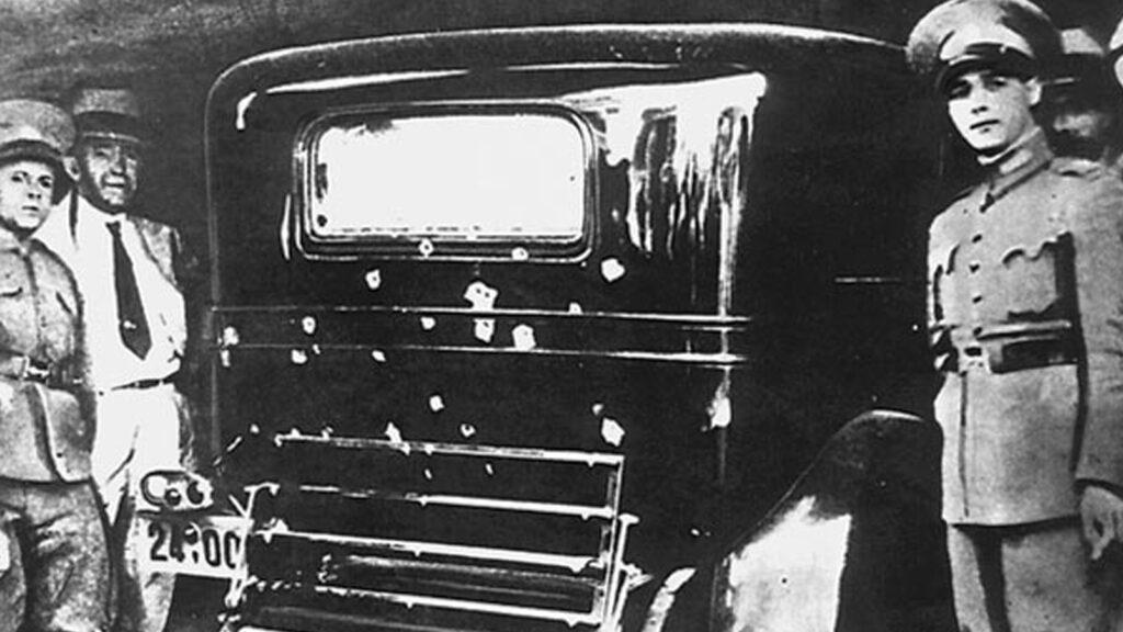Ελλάδα - Ελευθέριος Βενιζέλος - απόπειρα δολοφονίας, 1933