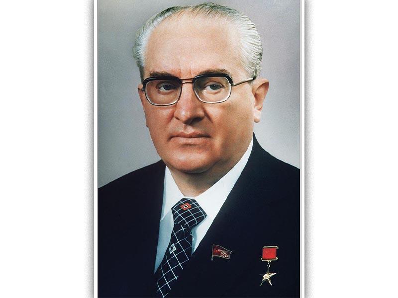 ΕΣΣΔ - Γιούρι Αντρόποφ