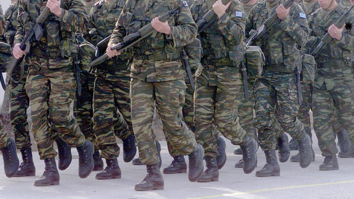 Στρατιώτες Στρατευμένοι