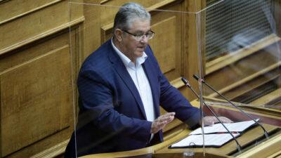 Από την ομιλία του Δ. Κουτσούμπα στη Βουλή για το φορολογικό νομοσχέδιο