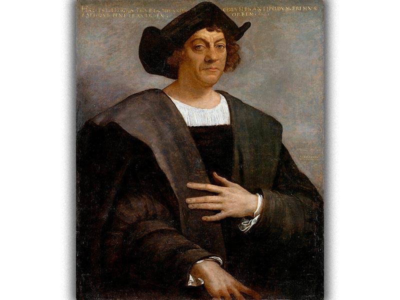 Θαλασσοπόροι - Χριστόφορος Κολόμβος