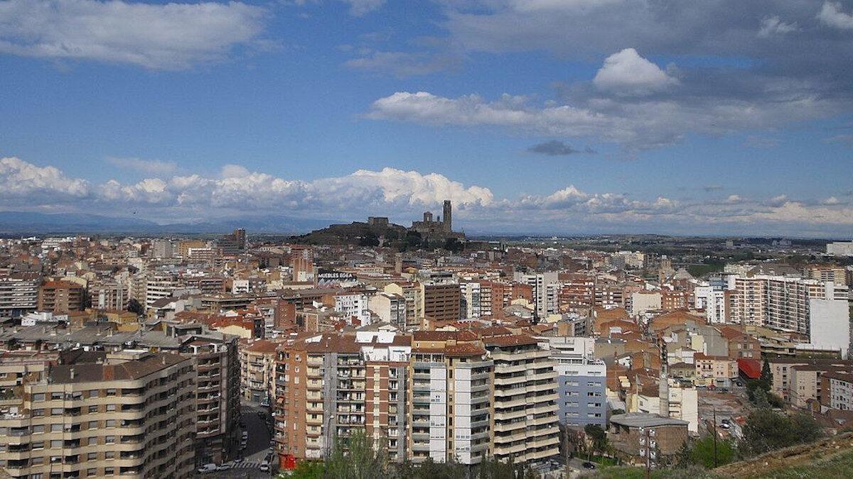 Λέριδα Ισπανία Καταλονία