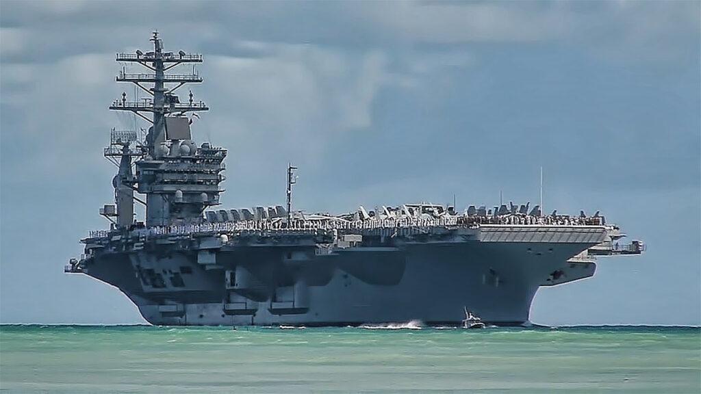 Αμερικανικό Αεροπλανοφόρο USS Nimitz