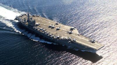 Το αεροπλανοφόρο USS Nimitz