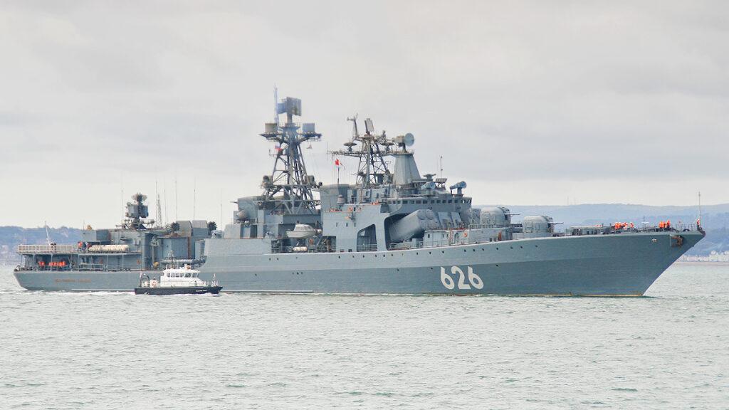 Αντιτορπιλικό Αντιναύαρχος Kulakov (D626) του ρωσικού Πολεμικού Ναυτικού