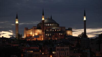 Αγία Σοφία- Κωνσταντινούπολη
