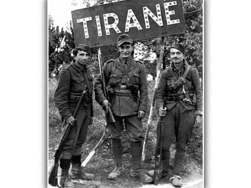 Μέλη του Αλβανικού Απελευθερωτικού Στρατού