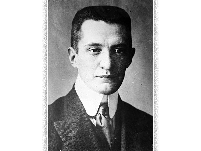 Ο Αλεξάντερ Κερένσκι