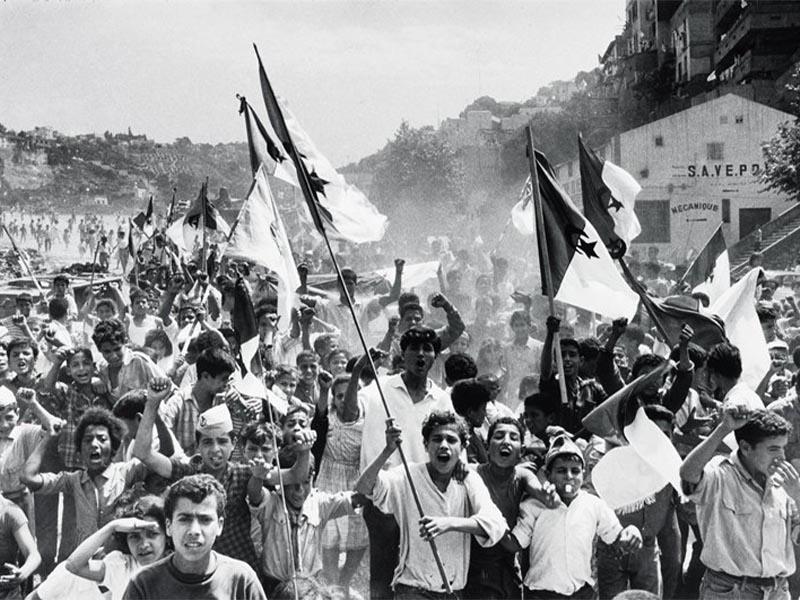 Αλγερία 1962