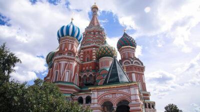 Βασιλική Αγίου Γεωργίου - Μόσχα, Ρωσία