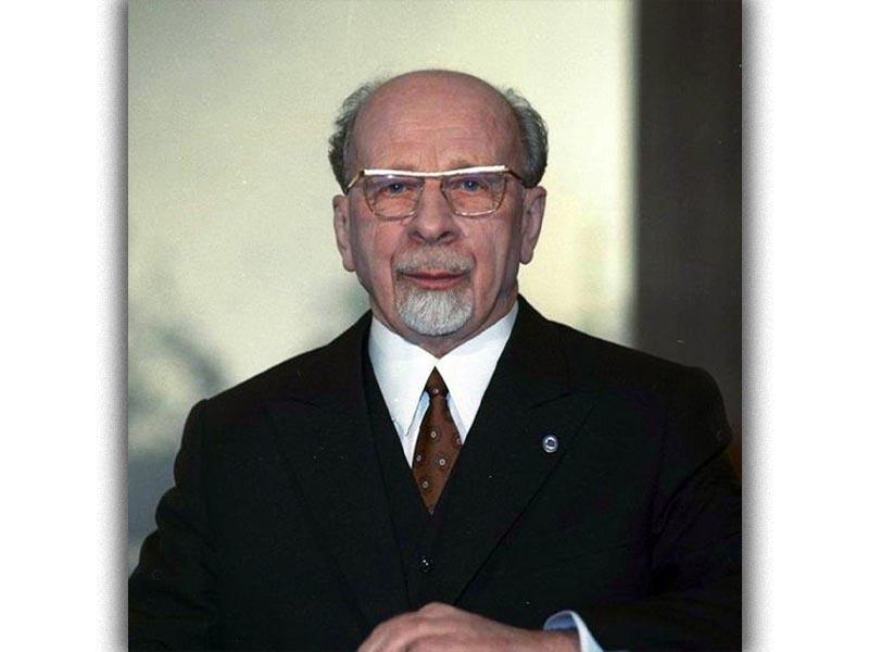 Ο Βάλτερ Ούλμπριχτ (πηγή: Bundesarchiv)