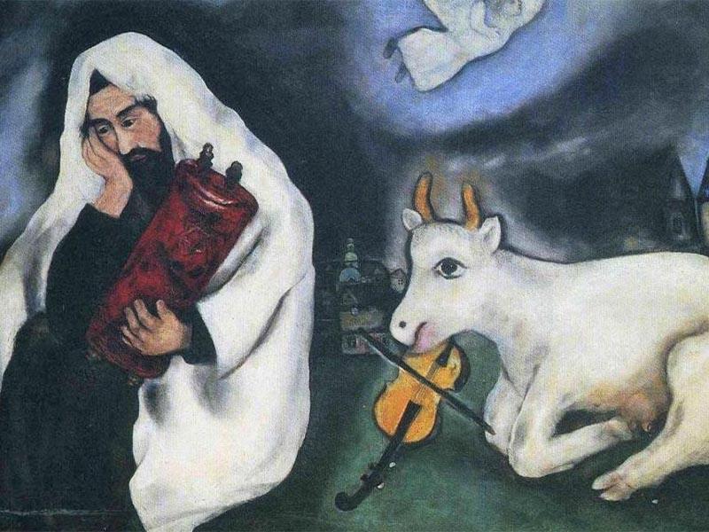 Πολιτισμός - Ζωγραφική - Μαρκ Σαγκάλ