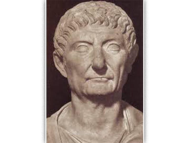 Αρχαία Ρώμη - Διοκλητιανός