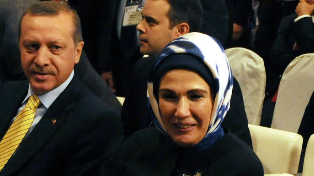 Από παλιότερη επίσκεψη του ζεύγους Ερντογαν στην Αθήνα / 22-10-2010