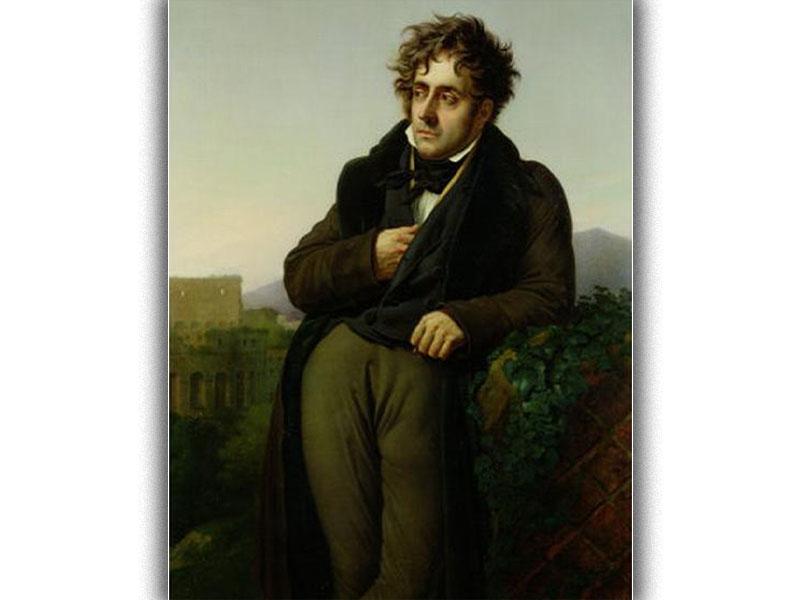 Πολιτισμός - Λογοτεχνία - Ρενέ Ντε Σατομπριάν